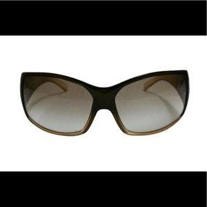 Versace Medusa Tortoise Aviator Sunglasses